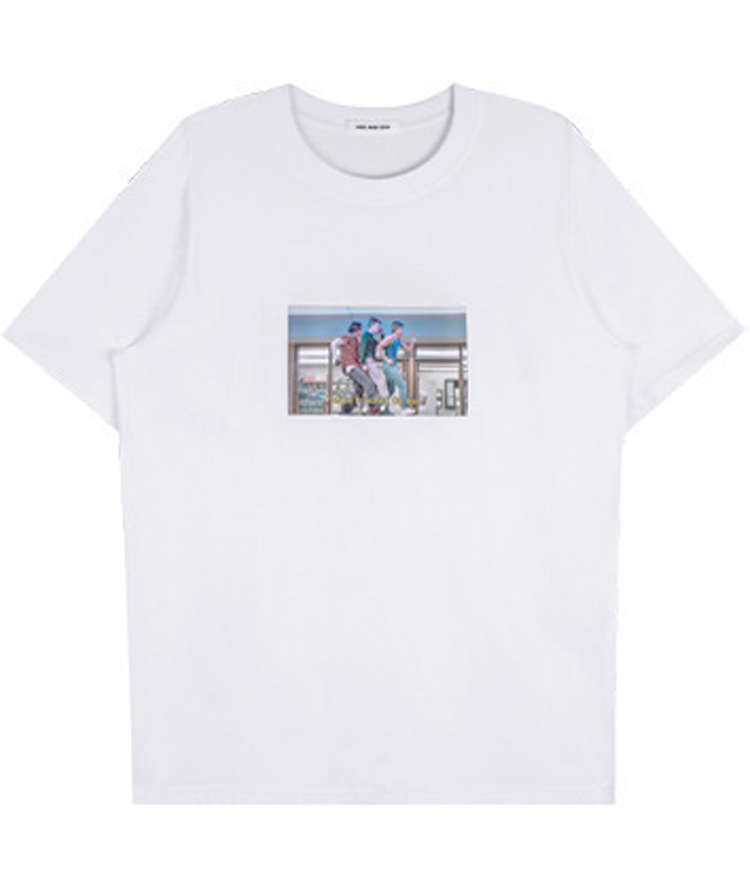 Ending Credit gogo Top(White)