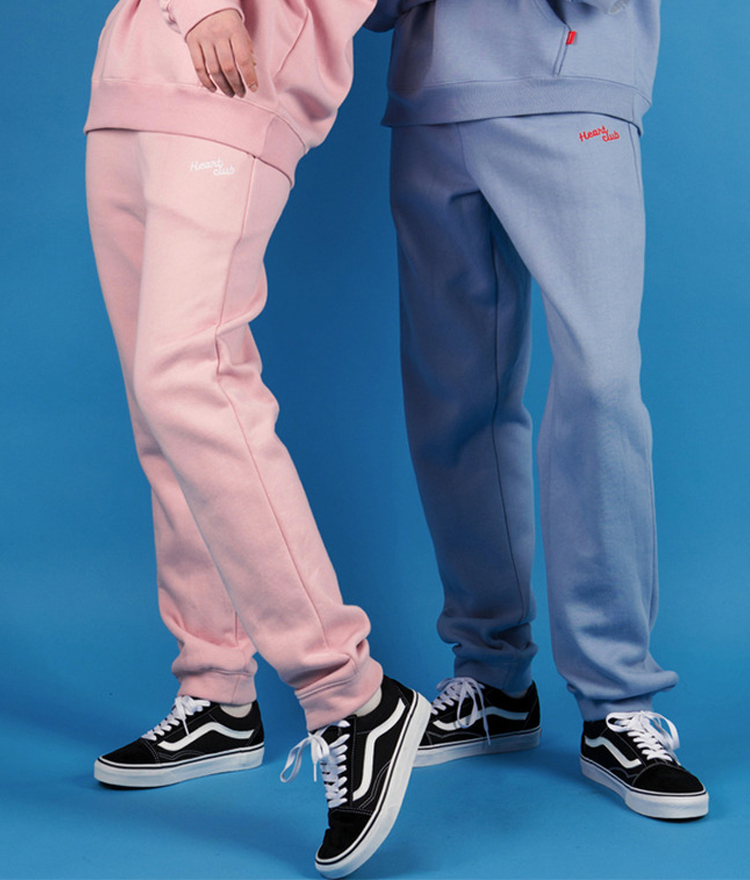 Heart Logo Sweat Pants