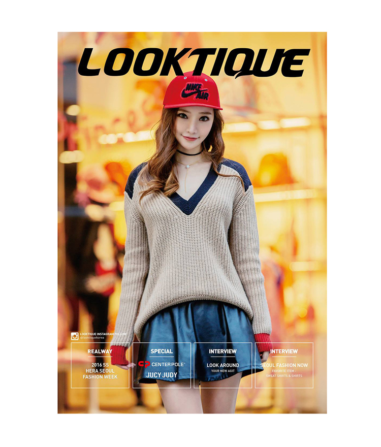 LOOKTIQUE Vol.37