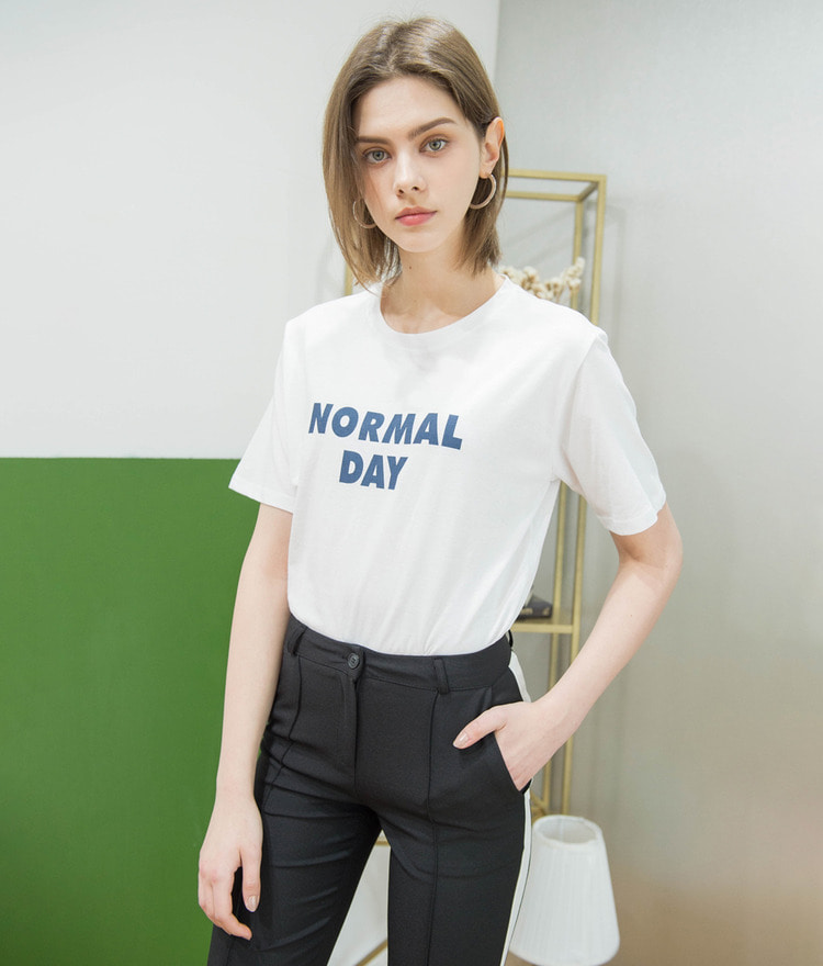 Normal Day Lettering Top