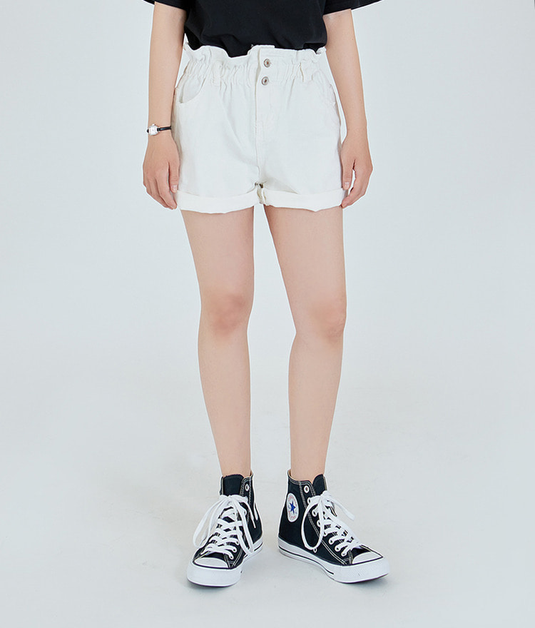 Banding Short Pants