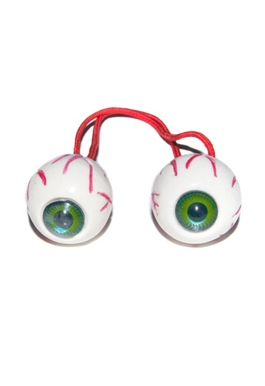 KREEPSVILLE666Eyeball Hairband(GREEN)
